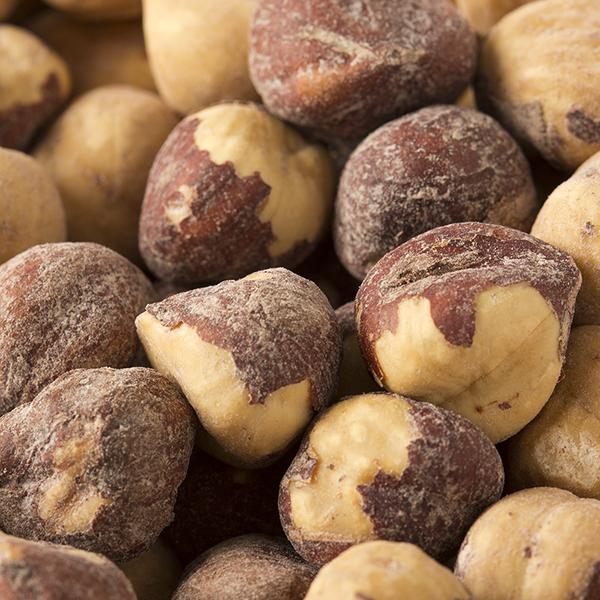 Salted Hazelnuts (filberts)