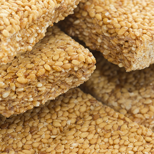 Sesame Honey Crunch