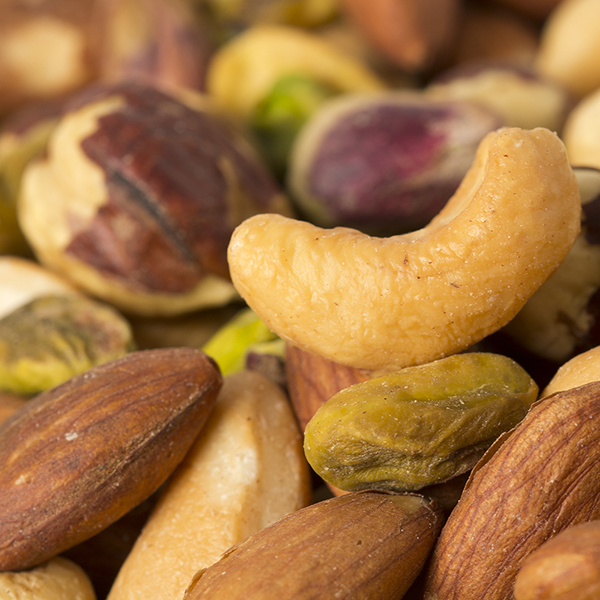 Simply Roasted Nut Mix