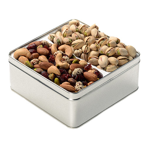 Coveted Pursuits - Salted Pistachios & Cranberry Nut Mix
