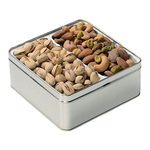 Coveted Pursuits - Salted Pistachios & Super Nut Mix