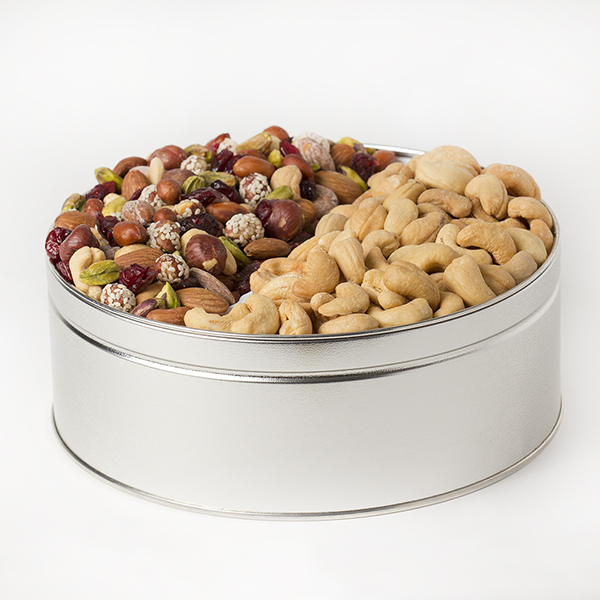Treasured Delights (Med) - Salted Cashews & Cranberry Nut Mix