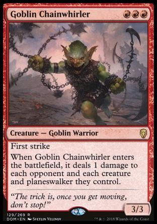 Goblin Chainwhirler