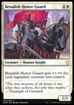 Benalish Honor Guard