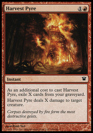 Harvest Pyre