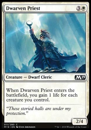 Dwarven Priest