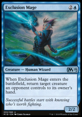 Exclusion Mage