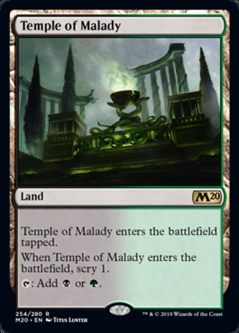 Temple of Malady