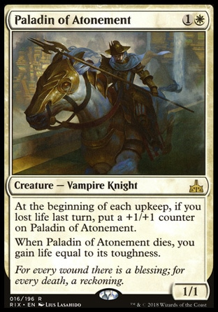 Paladin of Atonement