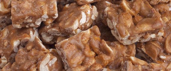 Peanut Brittle Crunch