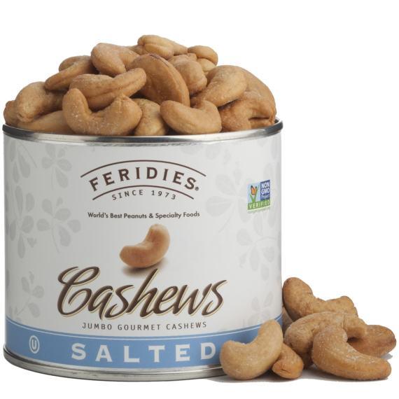 9oz Salted Cashews