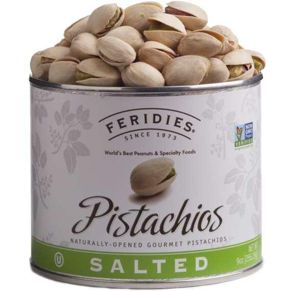 9oz Salted Pistachios