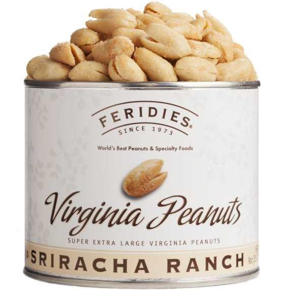 9oz Sriracha Ranch Virginia Peanuts