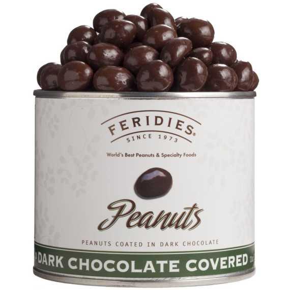 11oz Dark Chocolate Covered Peanuts