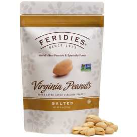 6oz Salted Virginia Peanuts