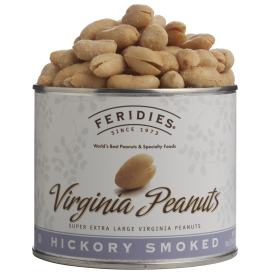 9oz Hickory Smoked Virginia Peanuts
