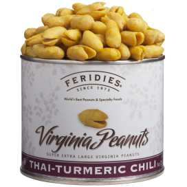9oz Thai-Turmeric Chili Virginia Peanuts