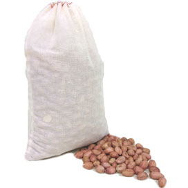 3lb Raw Shelled Peanuts