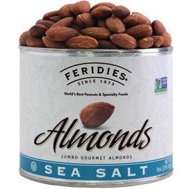 9oz Salted Almonds