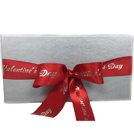 Create My Own Silver Gift Box