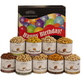 Savory Spice Collection/Happy Birthday Band