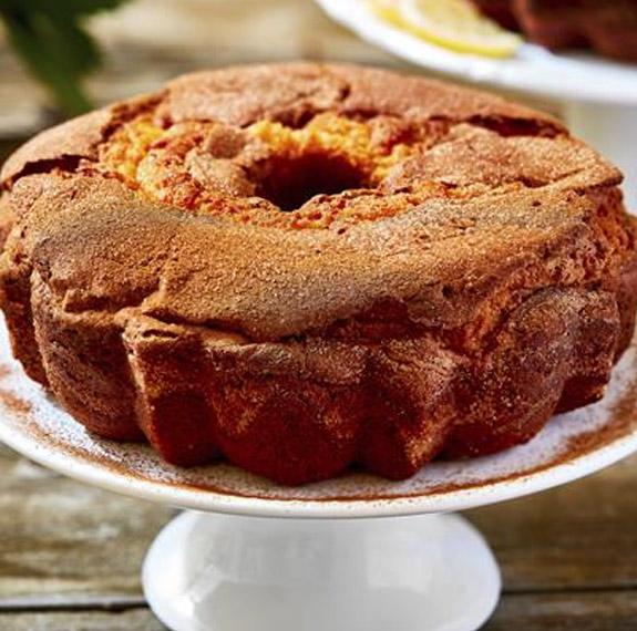 Small Cinnamon (No Nut) Cofee Cake