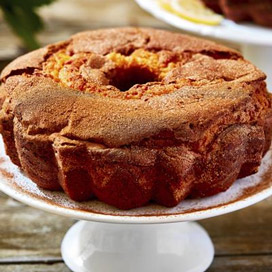 Small Cinnamon (No Nut) Cofee Cake