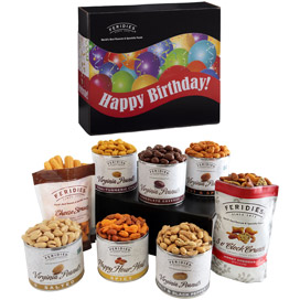 Tasteful Treasures with Happy Birthday Band