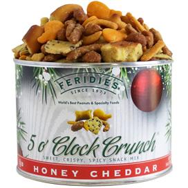 14oz 5 O'Clock Crunch® - Holiday Ornaments