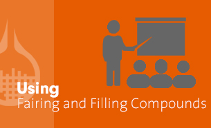 Using Fairing and Filling Compounds