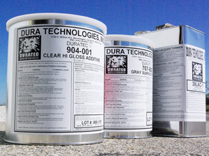 Duratec Products