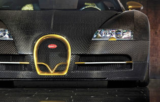 Carbon Fiber Bugatti Veyron