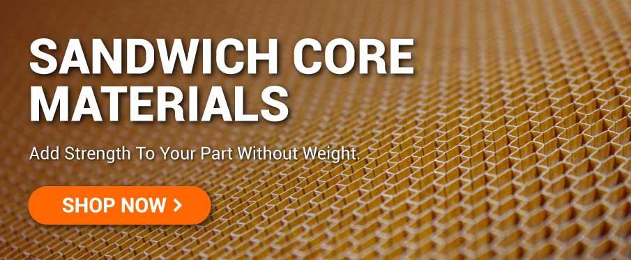 Sandwich Core Materials