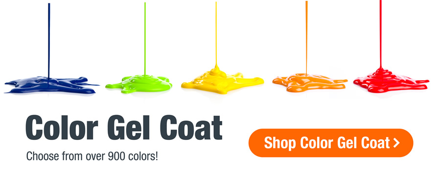 Color Gel Coat