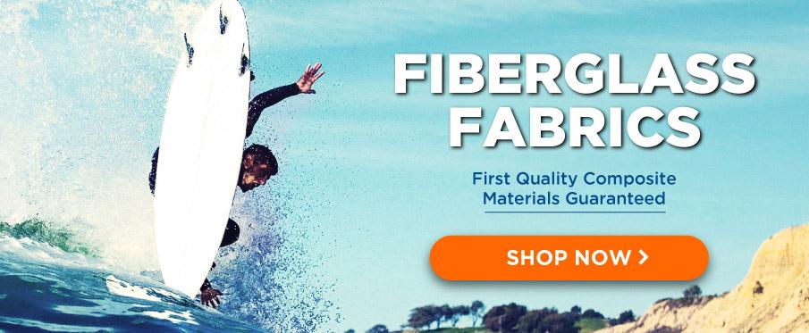 Shop Fiberglass Fabrics