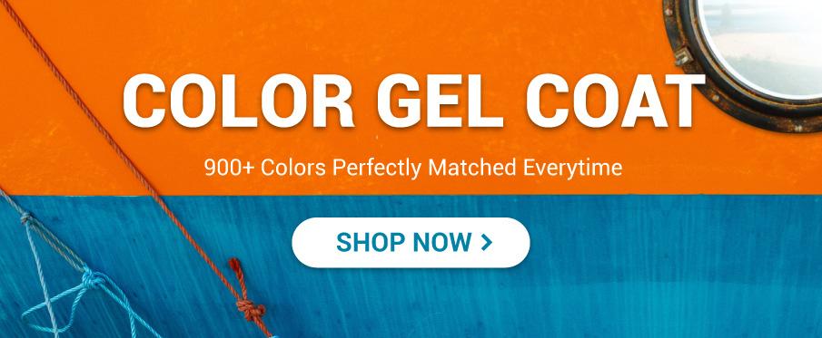 Color Gel Coat