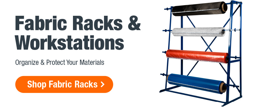 Fabric Racks and Workstations
