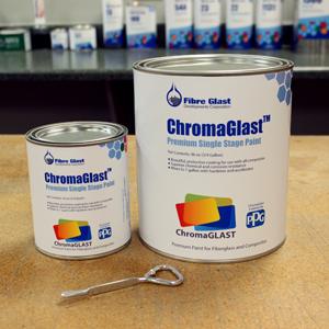 ChromaGlast Premium Single Stage Colors