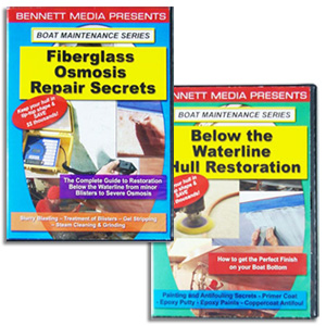 Instructional DVD's Available From Fibre Glast