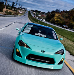 Minty FReSh Scion