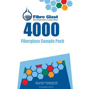 Fiberglass Sample Pack