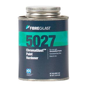 ChromaGlast™ Paint Hardener