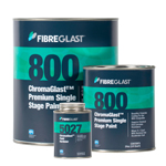 ChromaGlast Premium Single Stage RAL Colors