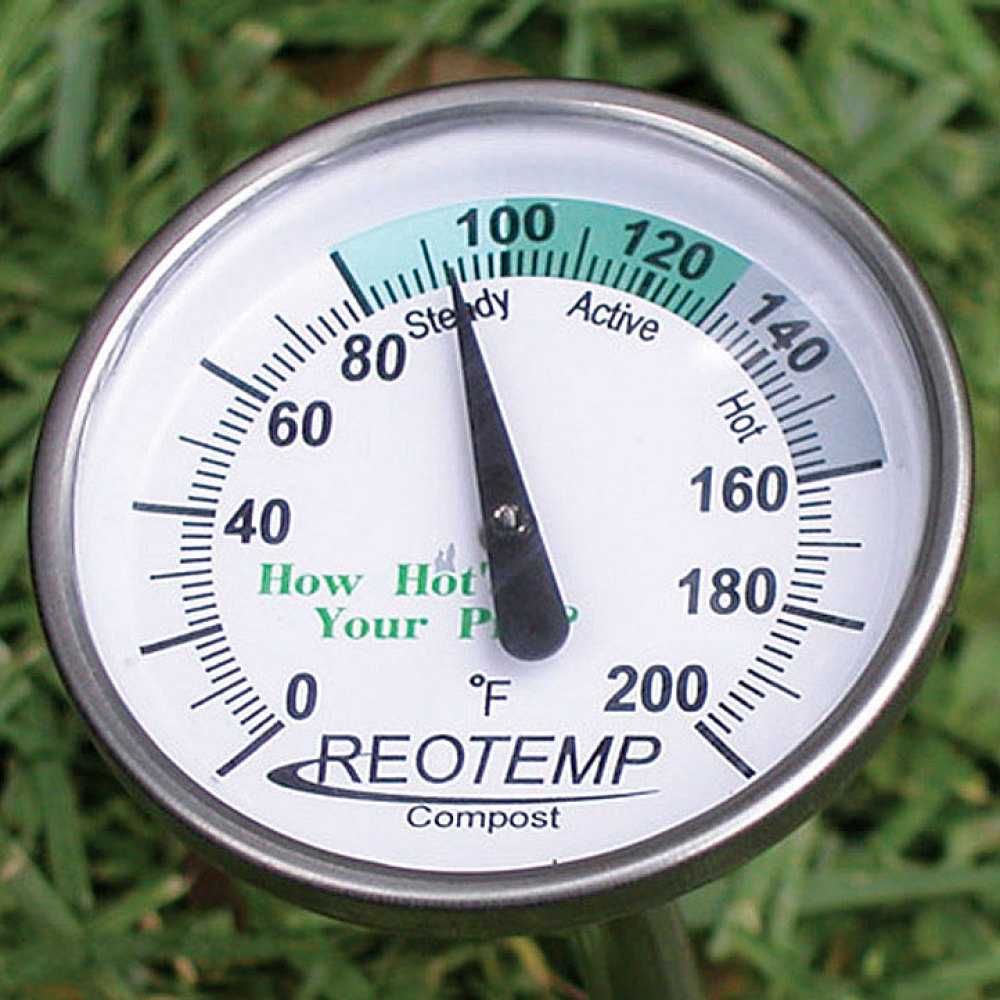 Compost/Substrate Thermometer