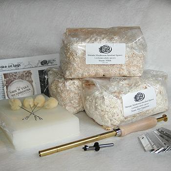 Sawdust Spawn Starter Kits