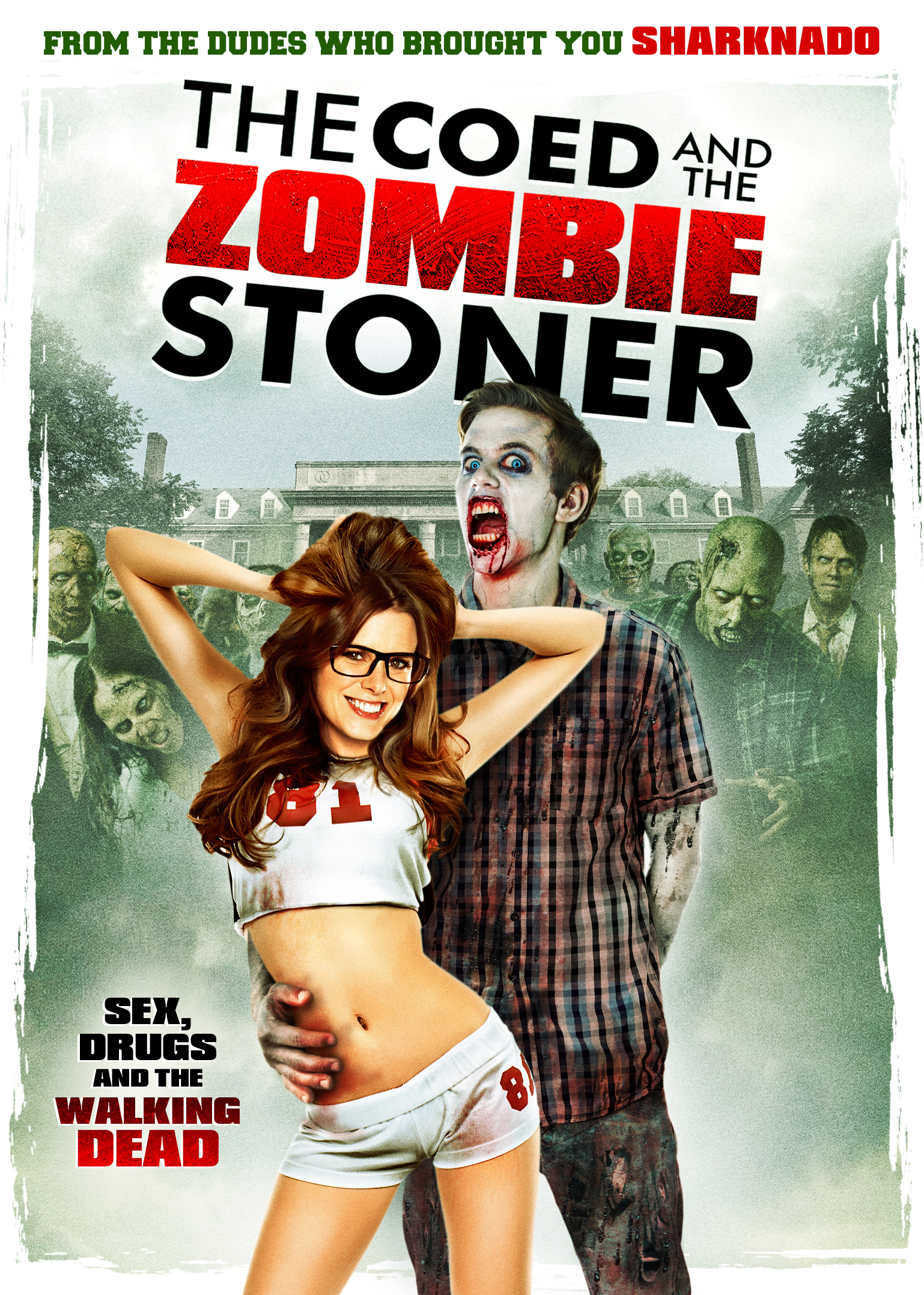 Coed and the Zombie Stoner, The