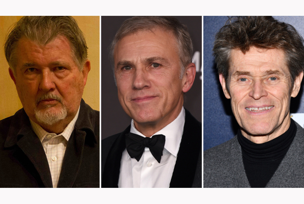 Christoph Waltz & Willem Dafoe To Star In Walter Hill Western 'Dead For A Dollar' — Cannes Market Hot Pic