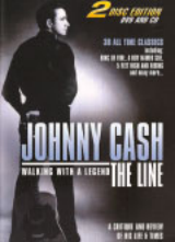 JOHNNY CASH: THE LINE, WALKING WITH A LEGEND