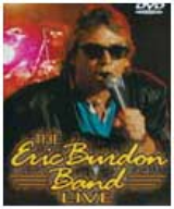 ERIC BURDON BAND: LIVE
