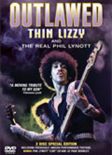 THIN LIZZY & PHIL LYNOTT: OUTLAWED